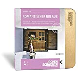 Jochen Schweizer Hotel-Gutschein Romantischer Urlaub für 2, 110 Hotels, 1 Übernachtung für 2 Personen inkl. Frühstück und Abendessen, Urlaubs-Box für Paare