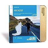 Jochen Schweizer Erlebnis-Box Hochzeit, über 280 Erlebnisstandorte für 2 Personen, Hochzeitsgeschenk für Paare, Geschenk zur Hochzeit, Geschenk Hochzeitstag, Gutschein zur Hochzeit