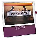Miomente Dinner-Box: Erlebnisdinner-Gutschein - Geschenkidee Erlebnisgutschein