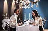 Jochen Schweizer Geschenkgutschein: Candle Light Dinner Deluxe für 2