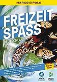 MARCO POLO Freizeitspass: Freizeitparks in Deutschland; Outdoor- / Indoorattraktionen; für Adrenalinjunkie (MARCO POLO Reiseführer)