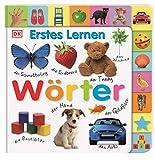 Wörter (Erstes Lernen): Pappbilderbuch mit Griff-Register und über 250 Fotos ab 1 Jahr