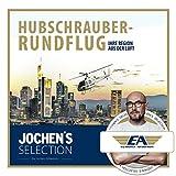 Eurofly Aviation Hubschrauber Rundflug 20 Minuten in 1 von 12 Städten I Wahlgutschein für Helikopter Rundflug I Hubschrauber-Rundflüge Deutschland I Erlebnis-Gutschein Helikopterflug I Heli-Rundflug
