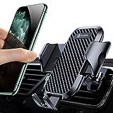 andobil Handyhalterung Auto Handyhalter fürs Auto Lüftung Upgrade mit 2 Lüftungsclips Handy Halterung pkw 360° Drehbar Handyhalterung Kompatibel mit iPhone 11 12 Samsung S20 S10 Huawei Xiaomi usw