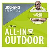 Jochen Schweizer Arena All-In-Outdoor Erlebnis-Box I Hochseil-Klettergarten + Flying Fox XL Parcours + Sky Jump Erlebnisgutschein I Jochen Schweizer Geschenk-Box Hochseilgarten + Sky Jump