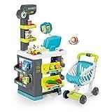 Smoby 350212 Spielzeug-Supermarkt für Rollenspiele, Mehrfarbig