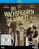 Das Wachsfigurenkabinett (1924) [Blu-ray]