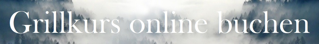 Grillkurse Banner