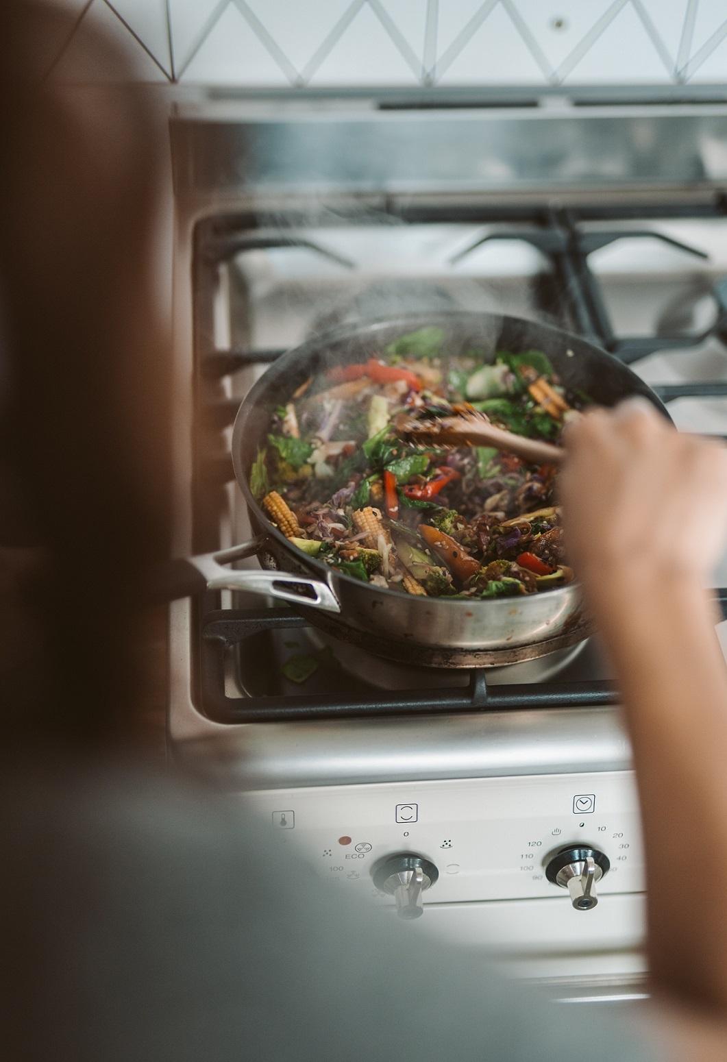 Gutscheinvorlage Kochen