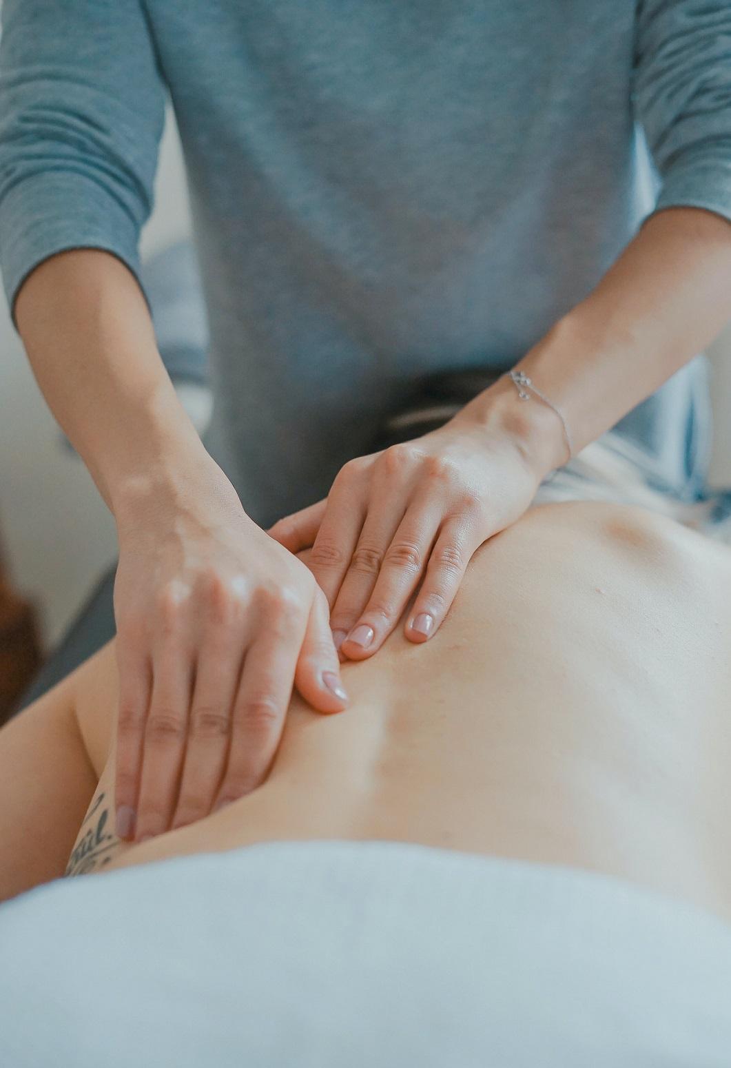 Gutscheinvorlage Massage