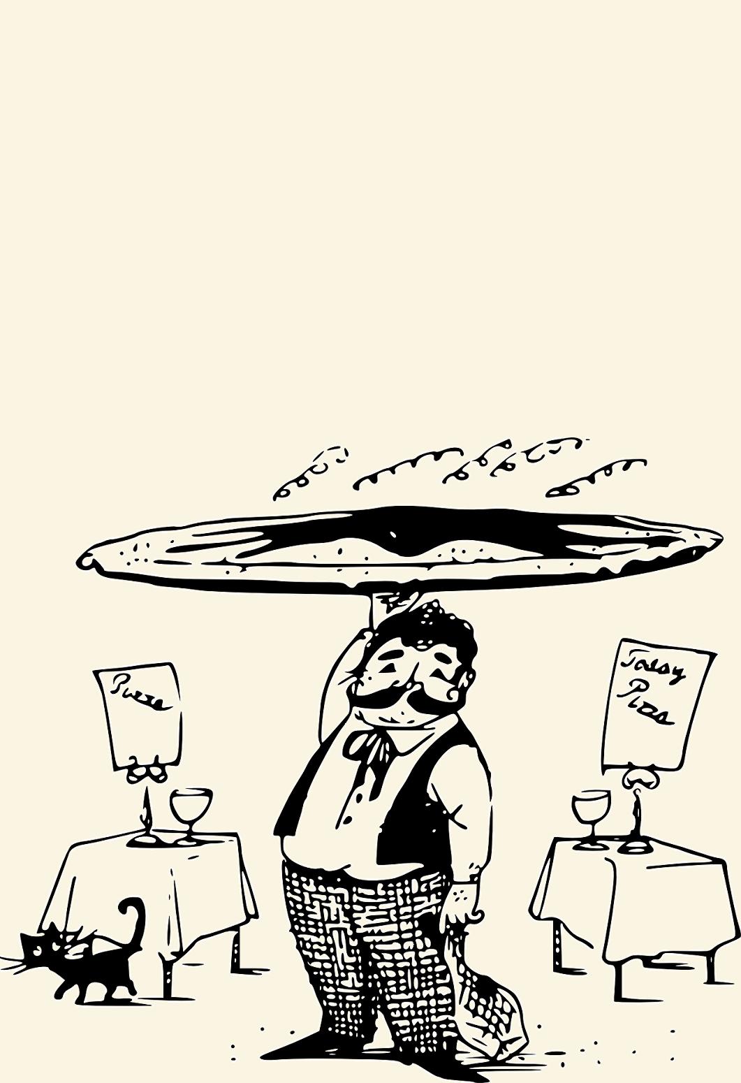 Gutscheinvorlage Restaurant
