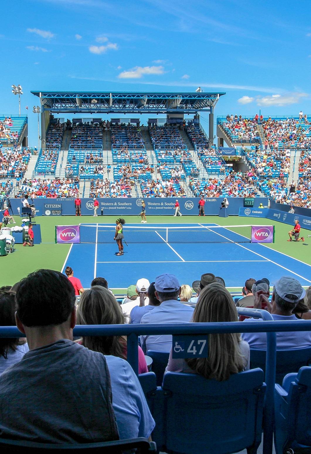 Gutscheinvorlage für Tennisspiele