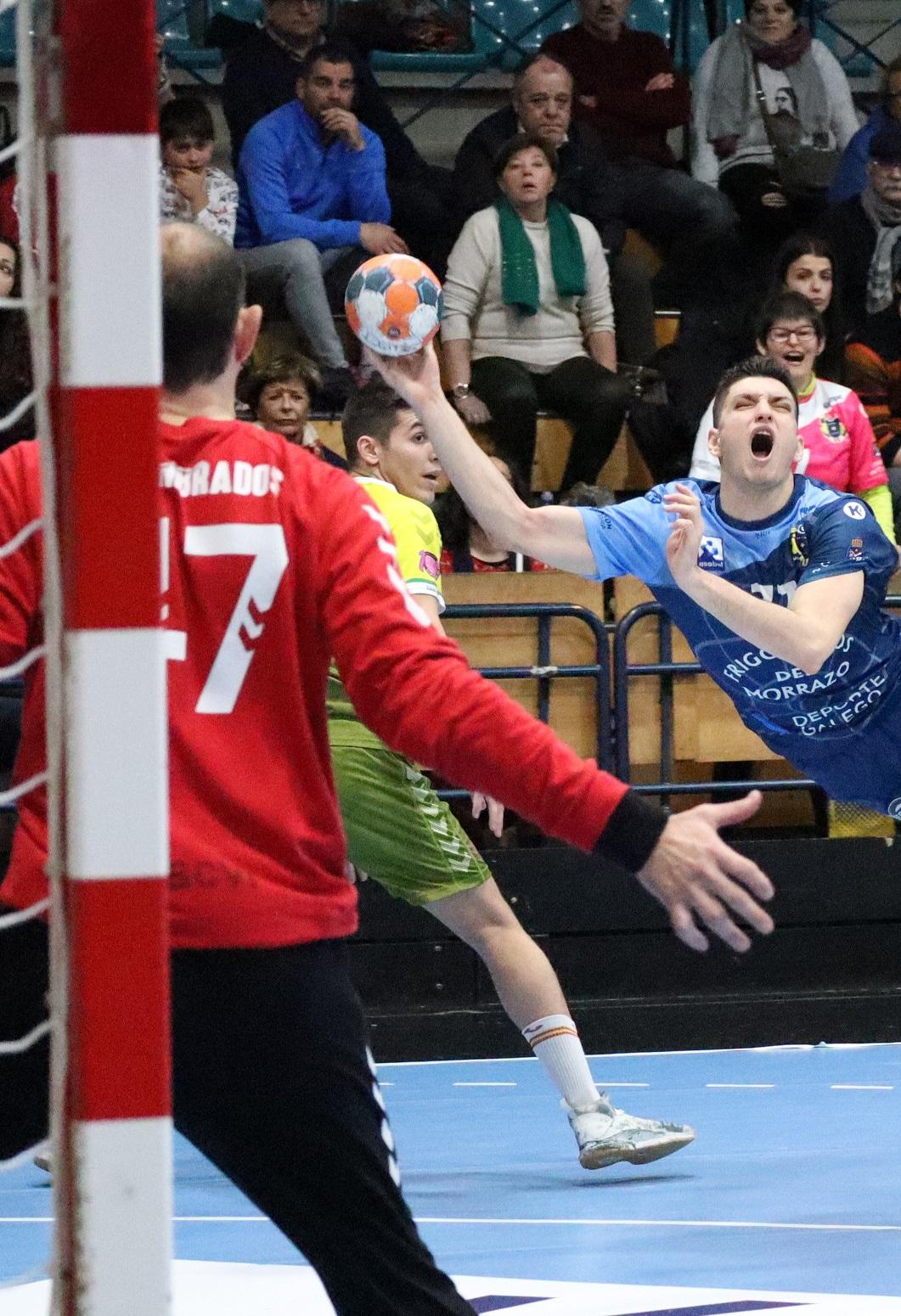 Gutscheinvorlage für Handballspiele