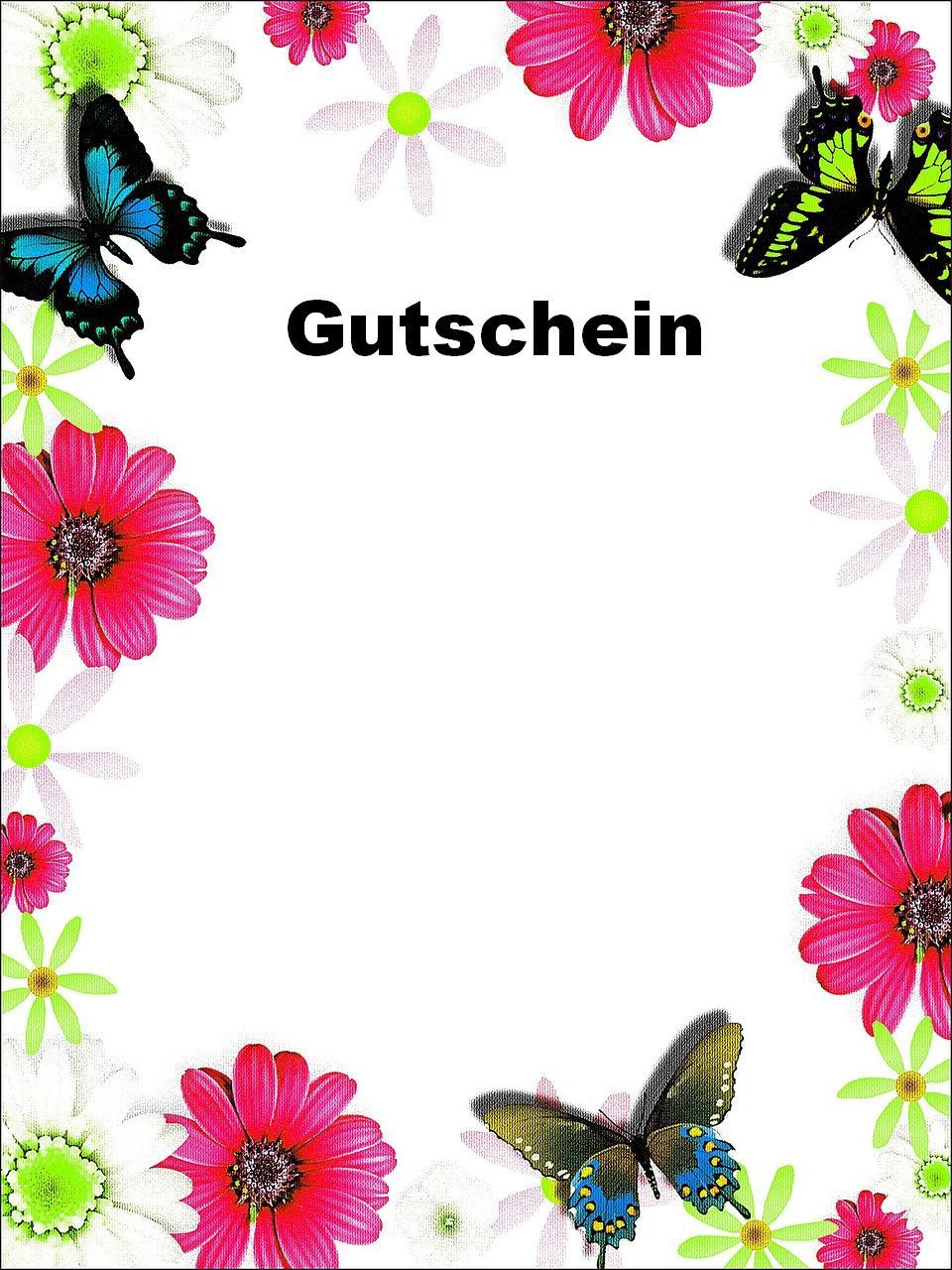 ▷ Backen als Geschenkidee - Gutscheinspruch.de