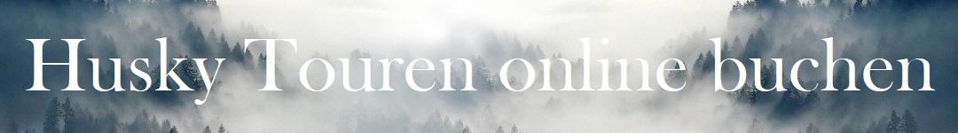 Huskytouren Banner