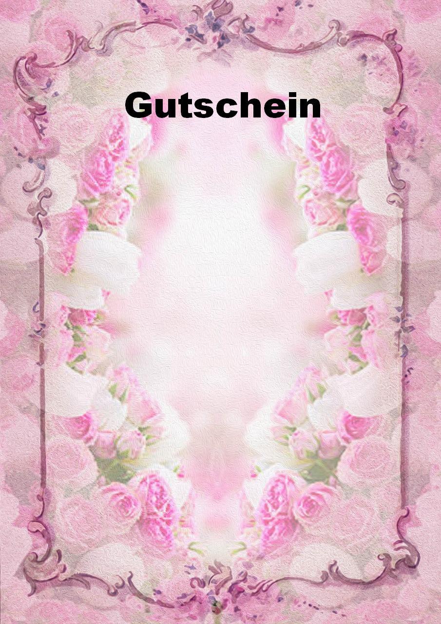 Gutscheinvorlagen downloaden - Gutscheinspruch.de