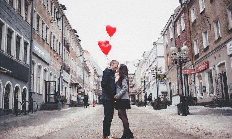 Gutscheinvorlage Valentinstag