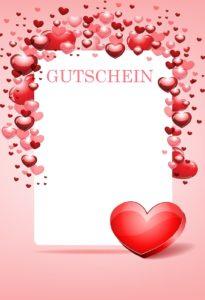 Gutschein Vorlagen Valentinstag 9