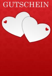 Gutscheinvorlagen Valentinstag 5