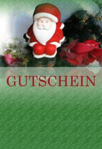 Gutscheinvorlagen Weihnachten 8