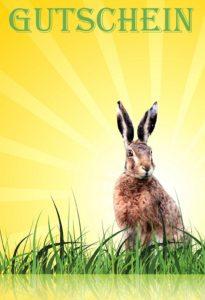 Gutschein Vorlagen Ostern 8