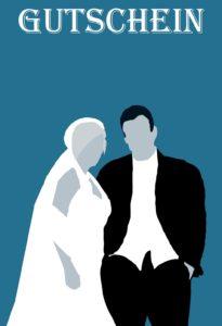 Gutscheinvorlage Hochzeit 1