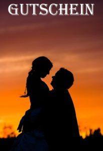 Gutscheinvorlage Hochzeit 2