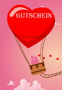 Gutschein Vorlage Hochzeit 4