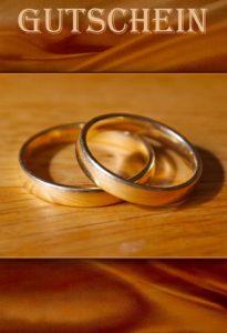Gutscheinvorlagen Hochzeit 6