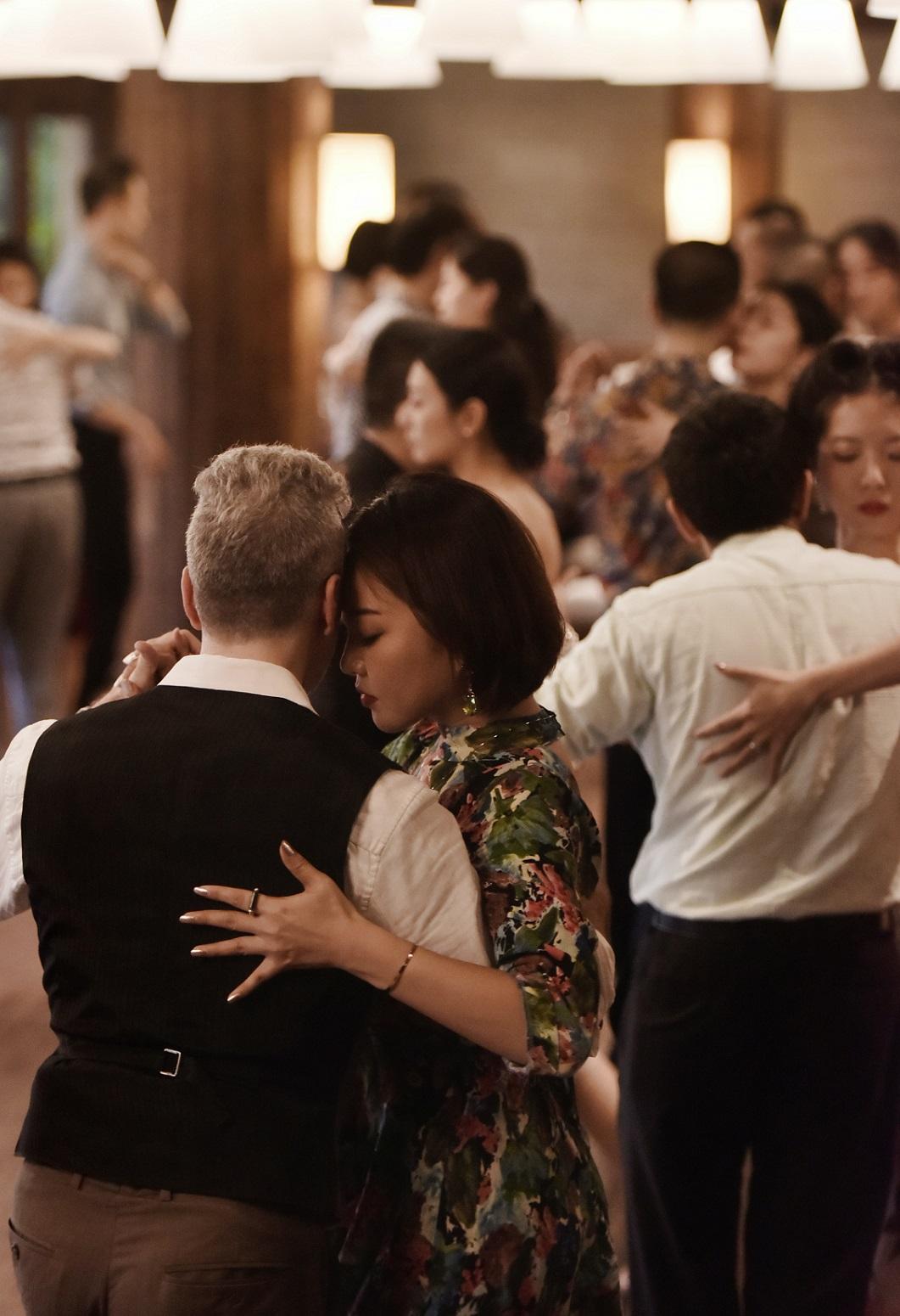 Gutscheinvorlage Tanzen gehen