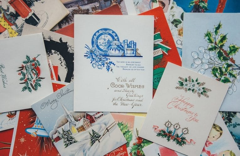 Grusskarten für Anlässe & Feiern