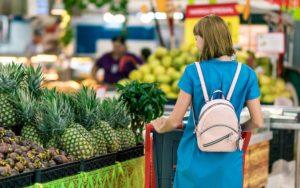 Supermarkt Gutscheine