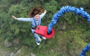Bungee Jumping Gutscheine