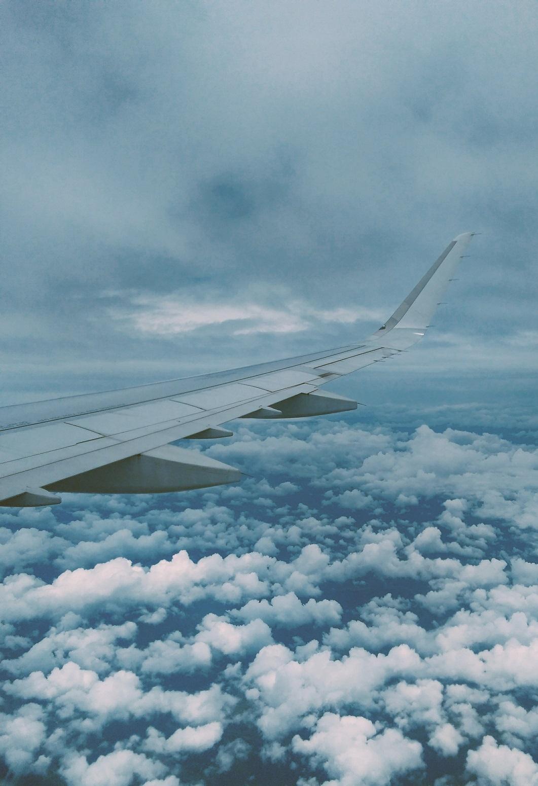 Gutscheinvorlage Flugsimulation