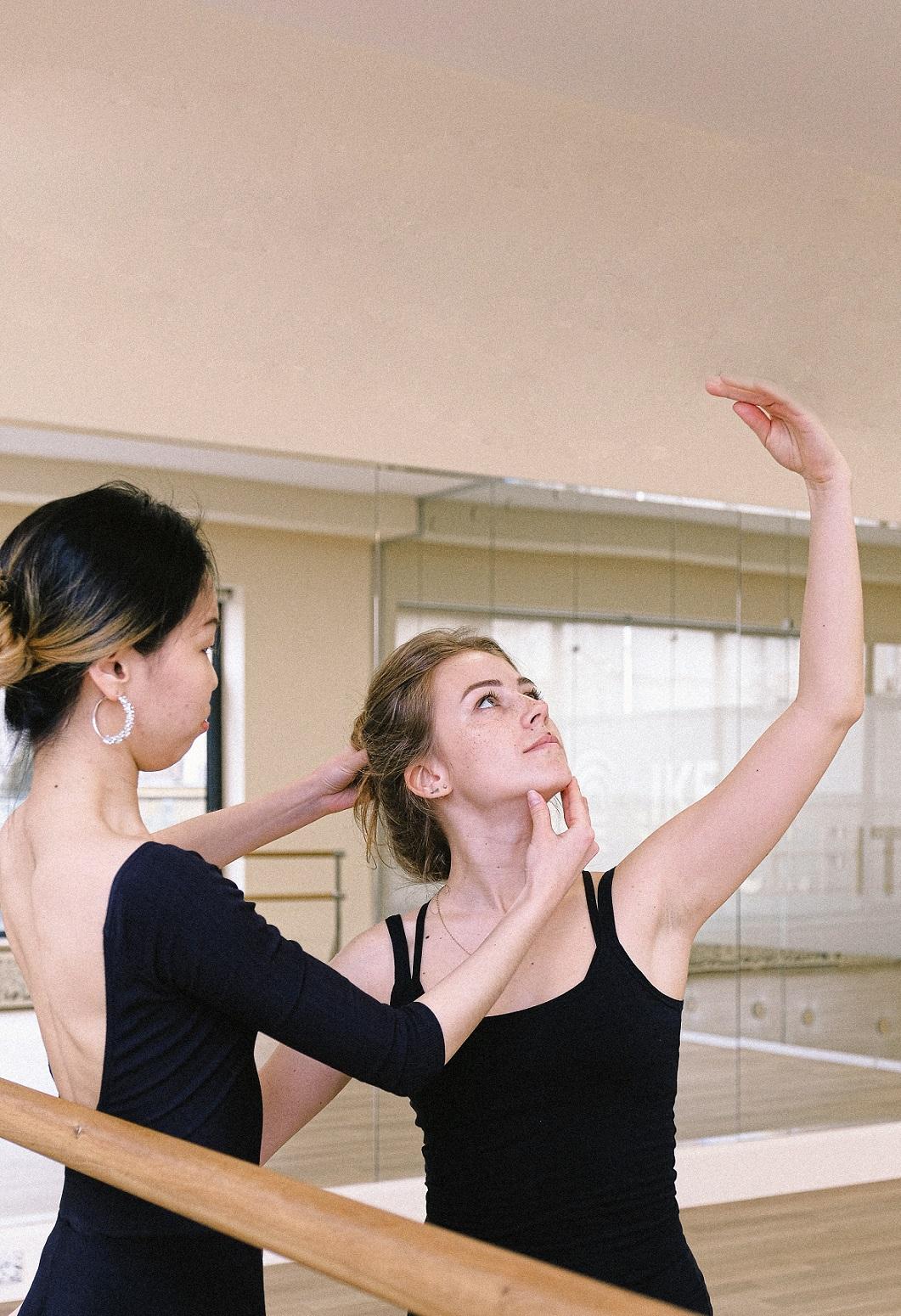 Gutscheinvorlage Tanzkurs