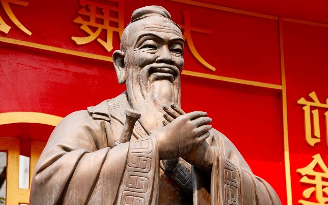 Konfuzius Sprüche