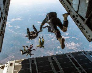 Fallschirmspringen Gutscheine