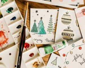 Stilvolle Karten verwenden