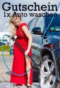 Gutscheinvorlage Autowaschen 7