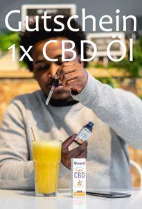 CBD Öl Gutscheine