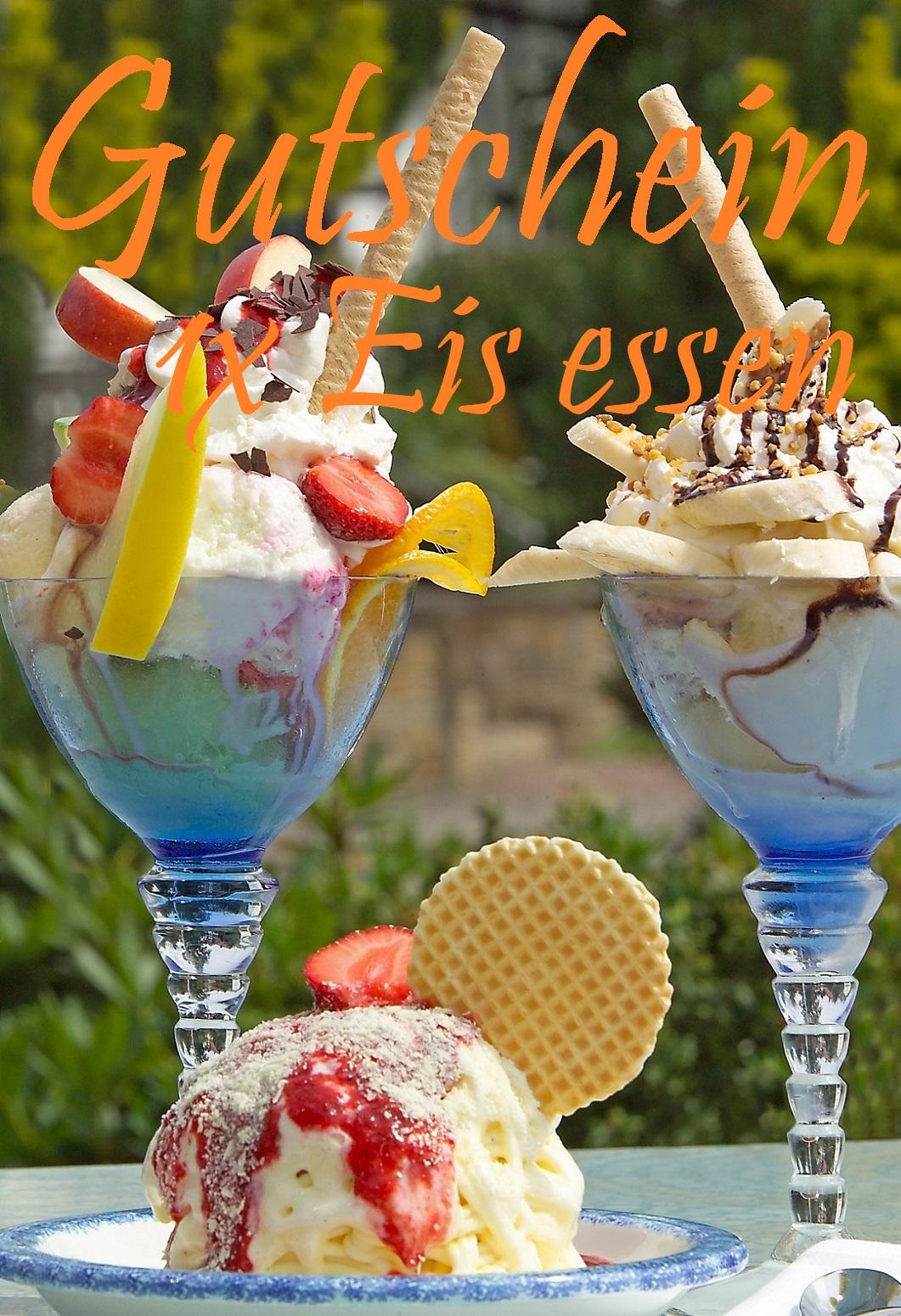 Eis essen: Eissorten & Eisbecher genießen | Gutscheinspruch.de