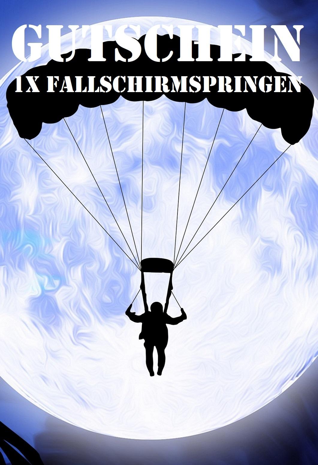 Tandemsprung Mit Dem Fallschirm 4