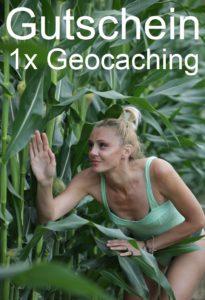 Geocachinggutschein schenken