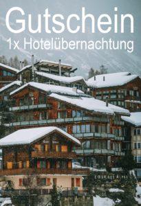 Hotelgutscheine schenken