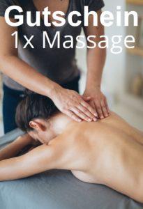 Massagegutscheine schenken