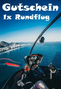 Rundflug Erlebnisgutscheine