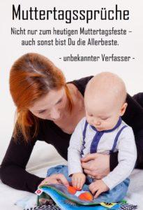 Muttertagsspruch verwenden
