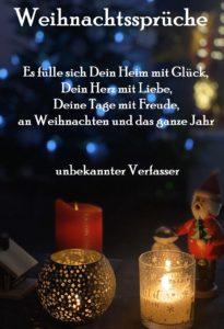 Weihnachtsspruch verwenden