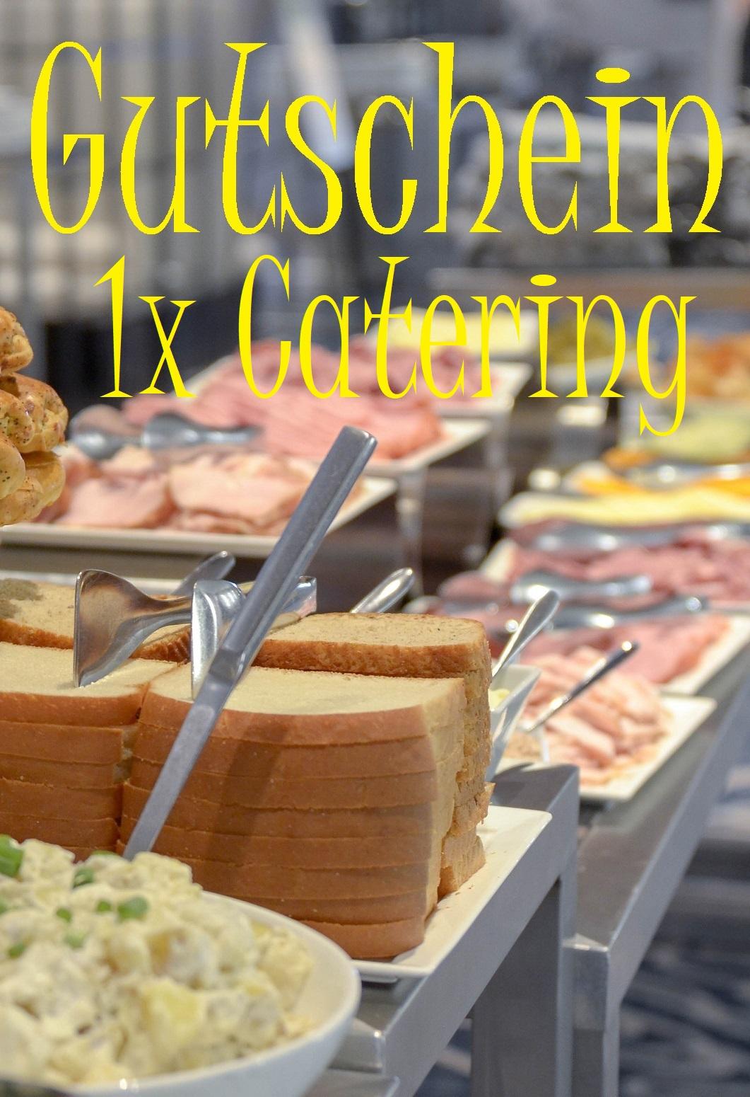 Gutscheinvorlage fürs Catering