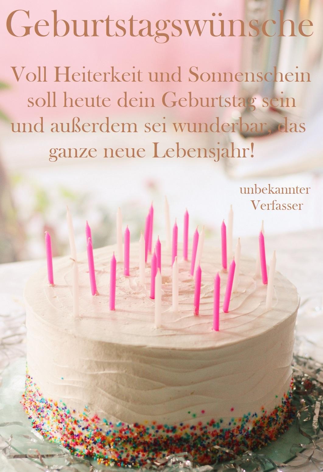 Geburtstagswünsche Bild 15